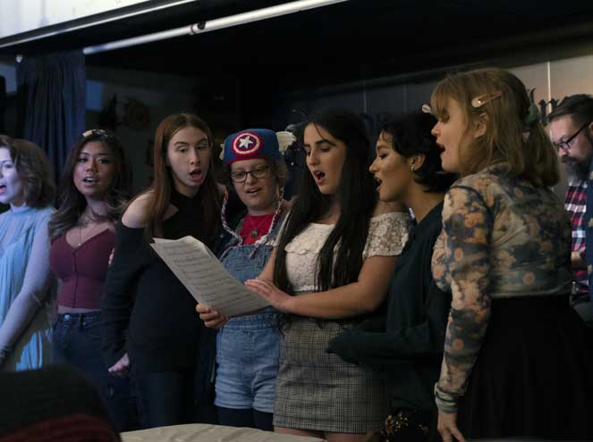 Glen Ridge High School seniors determined to sing their song