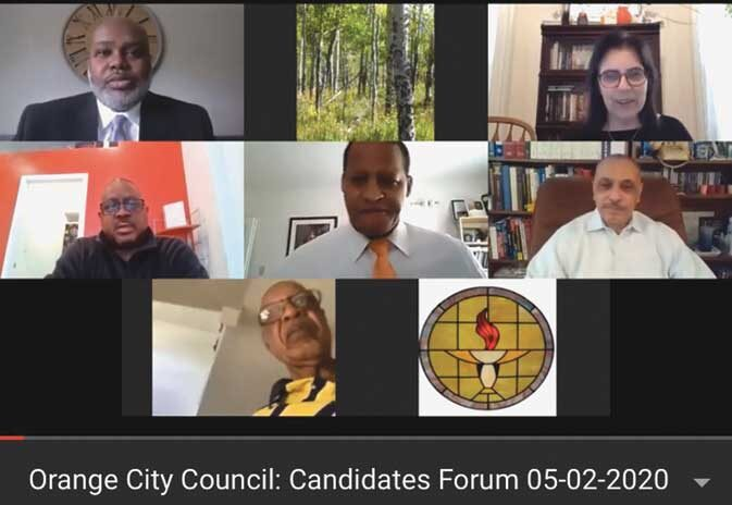 Online candidates forum for Orange City Council draws many viewers