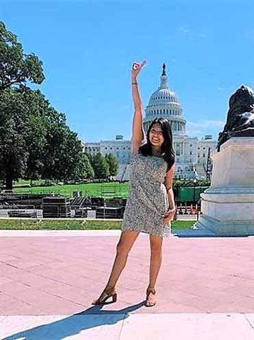 WOHS alumna works for immigrant rights during COVID crisis
