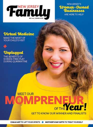 Maplewood woman named Mompreneur of the Year