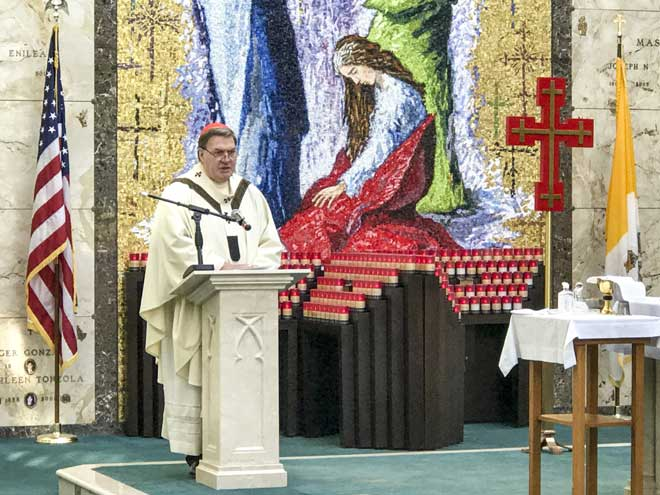 Archdiocese to commemorate 9/11 anniversary with special Mass