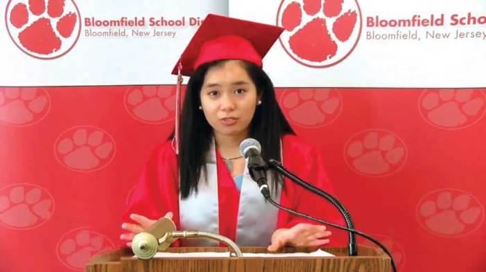 Bloomfield High School graduates Class of 2020