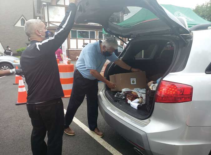 Essex County to host food distribution event in Irvington