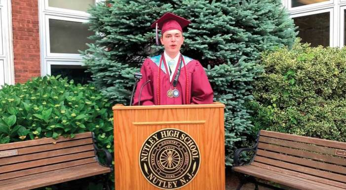 Class of 2020 graduates from Nutley High School