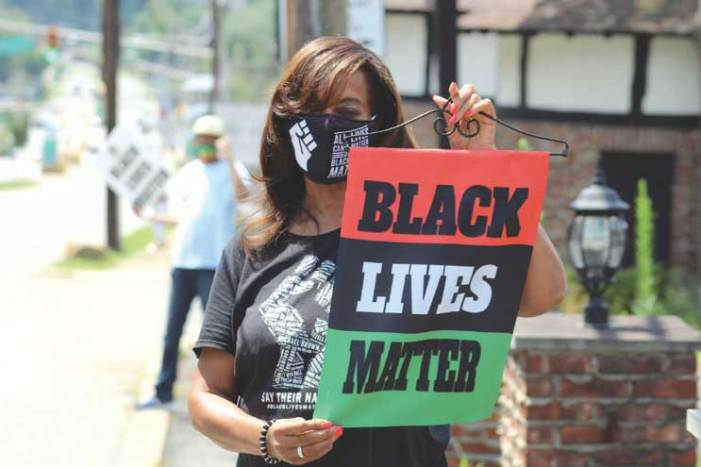 WOAHO organizes Black Lives Matter rally