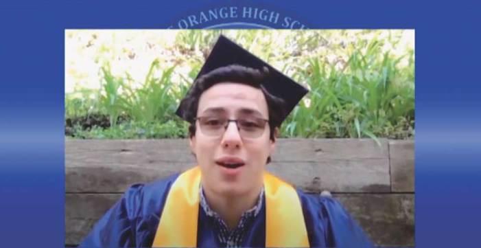 Class of 2020 graduates from West Orange High School
