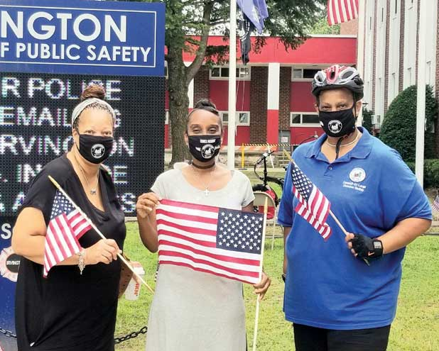Irvington honors Sept. 11 victims with Remembrance Ceremony