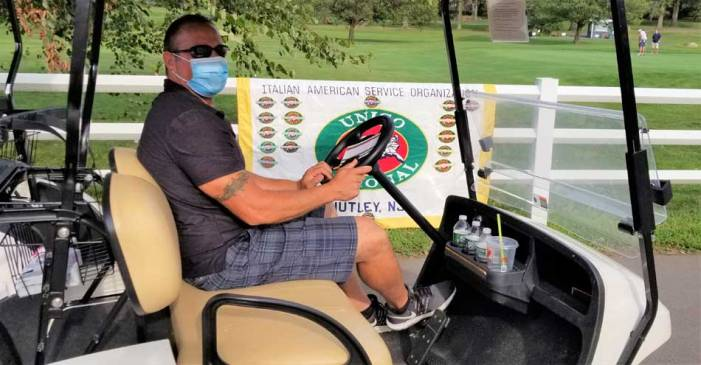 Nutley UNICO's annual golf outing a huge success