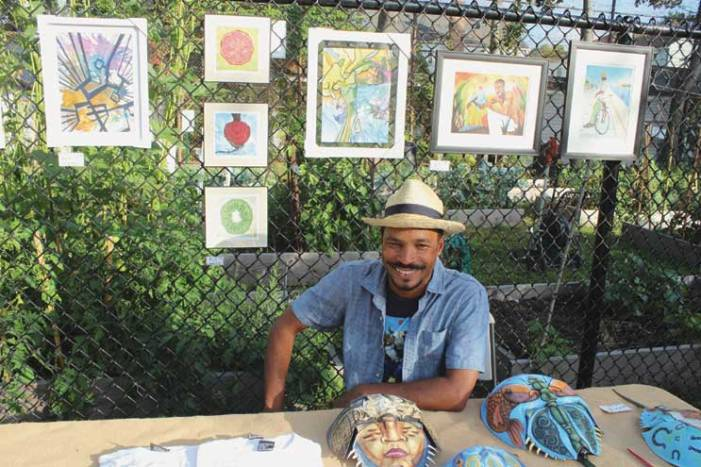 Latinx artists show their work in Bloomfield