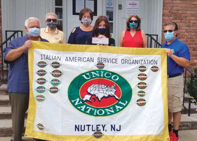 Nutley UNICO continues to serve community, preserve heritage