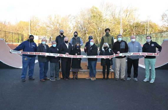 Skate park reopens to public after renovations