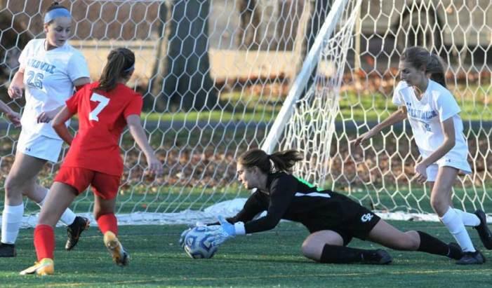 Ridger girls soccer team takes champion title