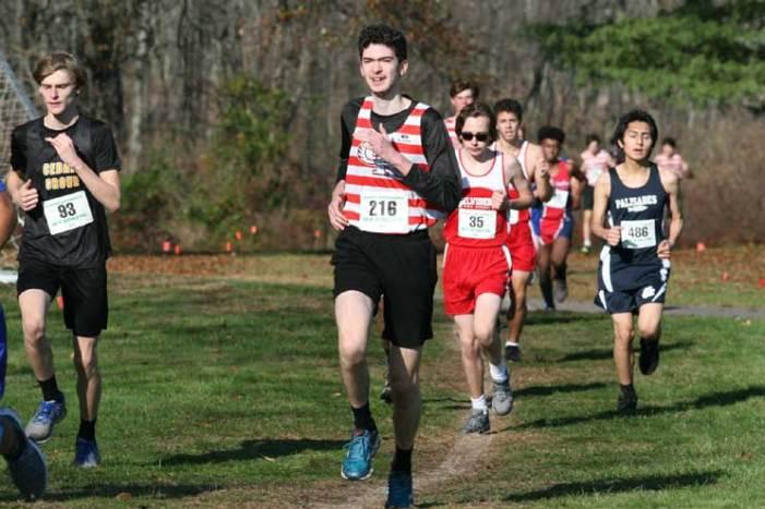 Glen Ridge boys cross country takes fifth place