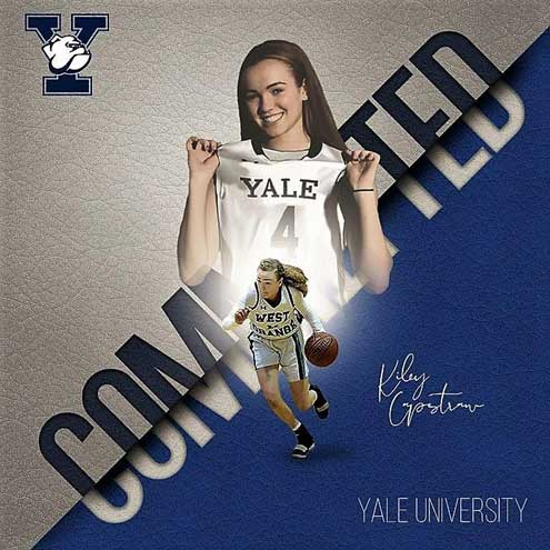 West Orange High School junior verbally commits to Yale University