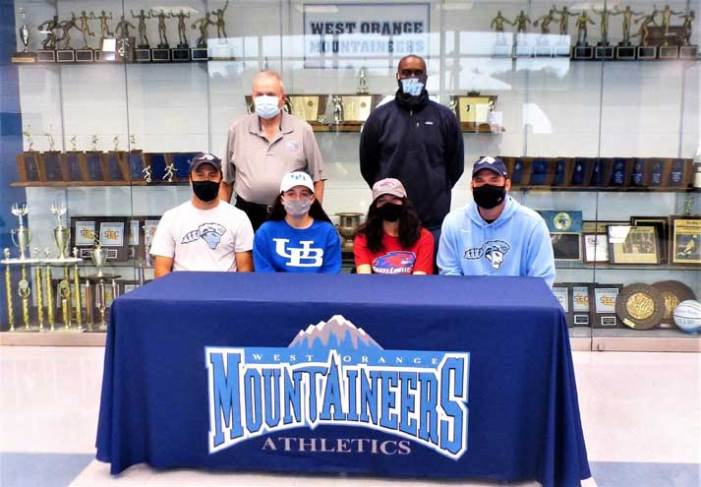 West Orange High School soccer stars sign with D1 schools