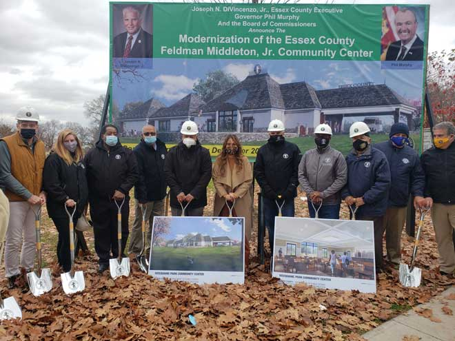Project to develop new Weequahic Park community center is underway