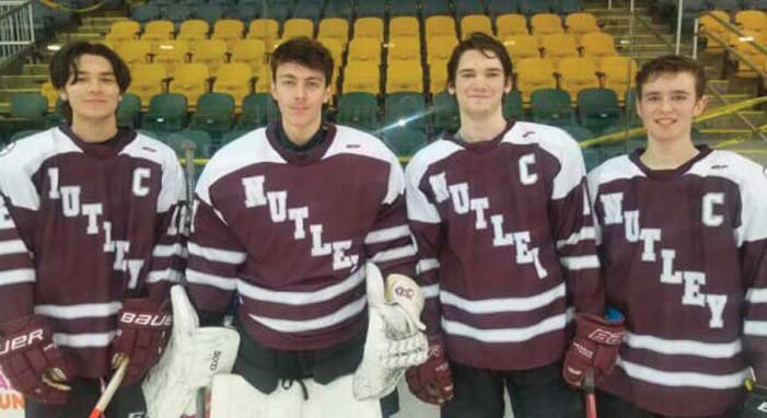 Nutley–Columbia–Bloomfield hockey team glad to be on the ice