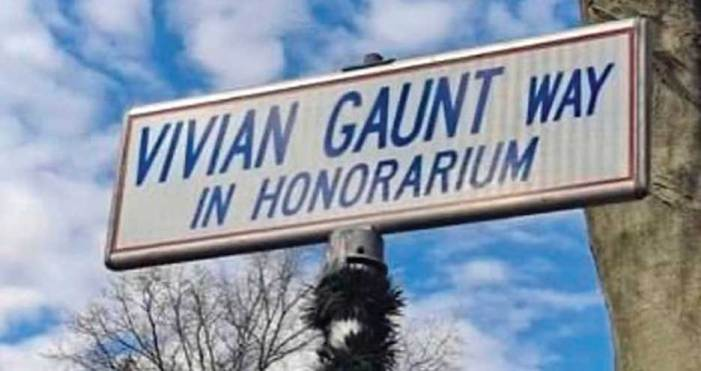 Orange community mourns the death of Vivian Gaunt, 83