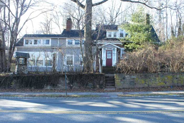 Alternative plan could save Squier Farmhouse in South Orange
