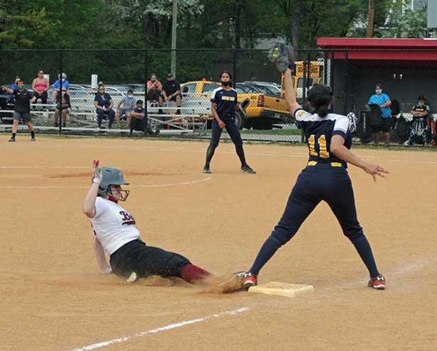 Bengals softball routs Payne Tech. 12-7