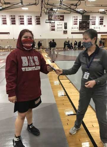Three Bengals girls wrestlers head to state championships