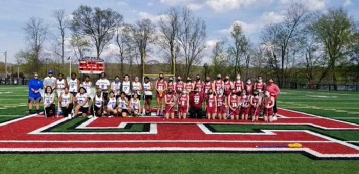Irvington girls lax team is new on the scene
