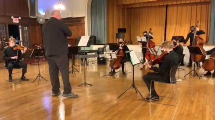 SOMSD once again named a 'best community' for music education