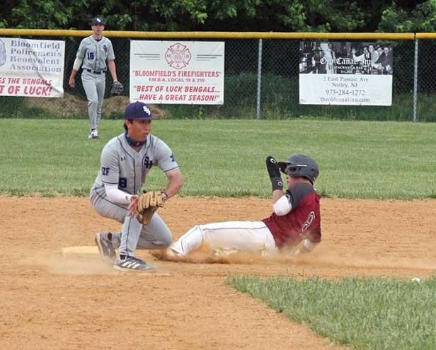 Seton Hall Prep baseball takes out Bloomfield