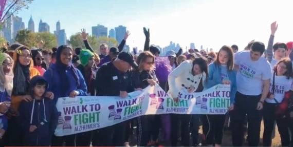 Alzheimer's NJ to hold Walk to Fight Alzheimer's in West Orange