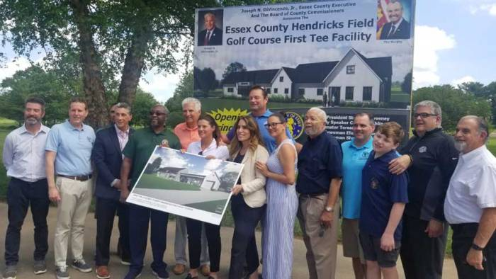 County partners with First Tee to offer programming at Belleville field