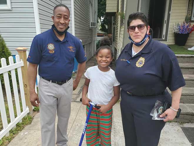 Mayor on the Block visits East Orange's 3rd Ward