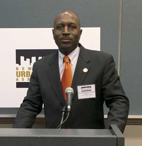 Orange mayor speaks at leading cannabis business conference