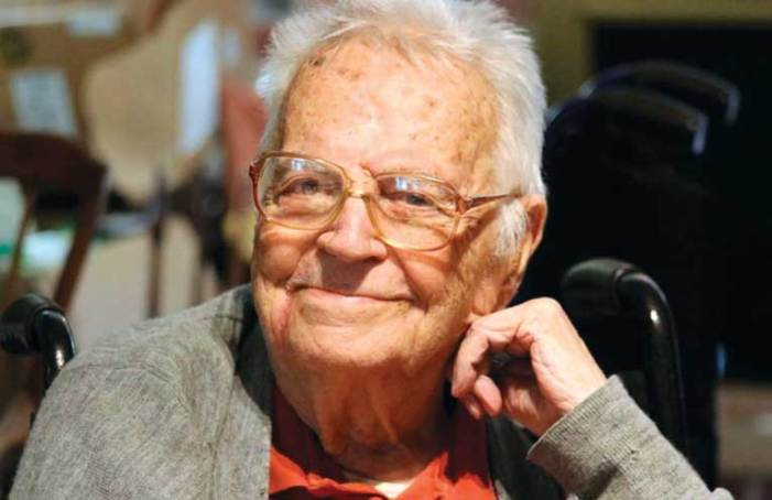 99-year-old author releases book highlighting Upsala College