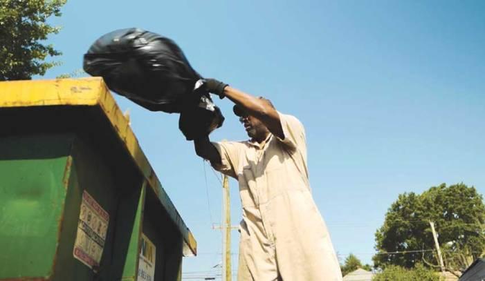 Second Irvington 'Team Up Clean Up' event is huge success