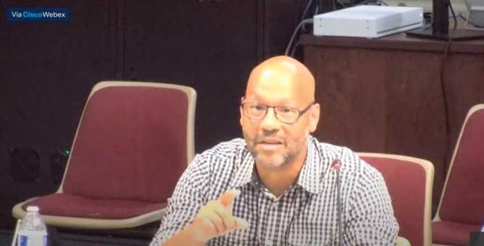 Sabin selected to finish out term of vacated South Orange–Maplewood BOE seat