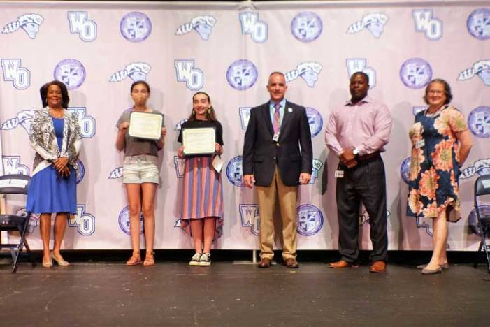 West Orange BOE holds Parade of Honors to recognize outstanding individuals