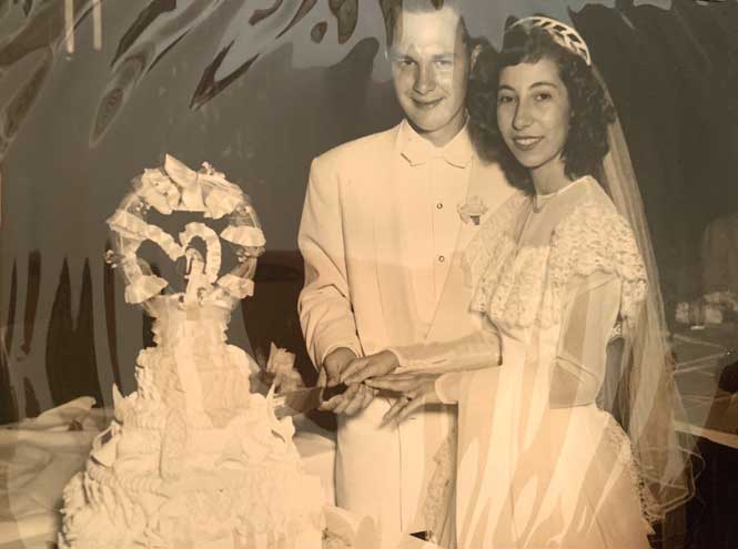 Couple celebrating 70th anniversary traces roots to Irvington, Bloomfield