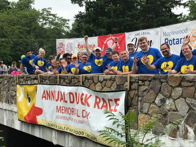 South Mountain YMCA duck race returns to Maplewood Sept. 12