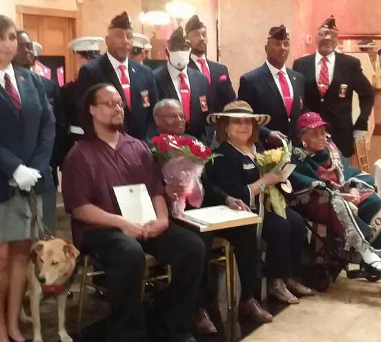 US Marine posthumously awarded Congressional Gold Medal in Orange
