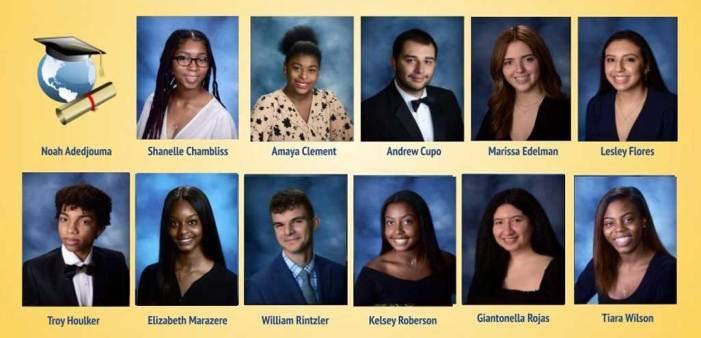 Twelve WOHS students receive 2021 Groves Memorial Scholarships