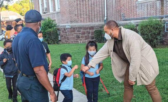East Orange launches 10,000 Fathers Initiative