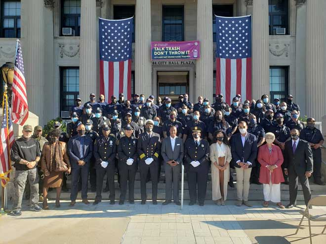 East Orange holds solemn ceremony to remember 9/11 victims