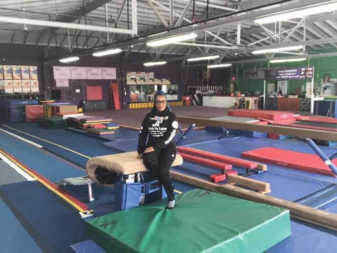 Athletic coach continues to make a difference in Orange through training facility