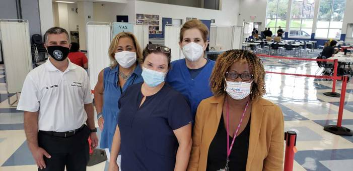 Collaborative effort focuses on student vaccinations