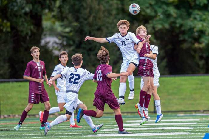 Seton Hall Prep soccer team moves to 9-0-1, gains No. 1 seed in ECT