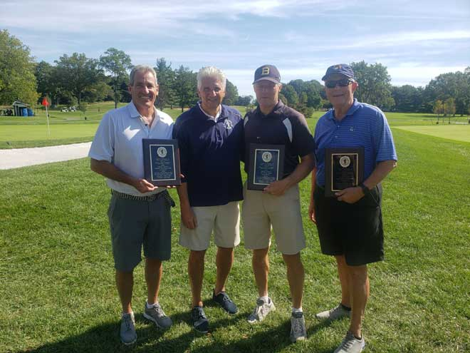Cedar Grove, Belleville, North Caldwell residents win EC Golf Tournament