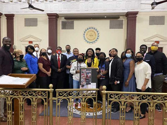 East Orange students win Best Documentary at Newark film festival