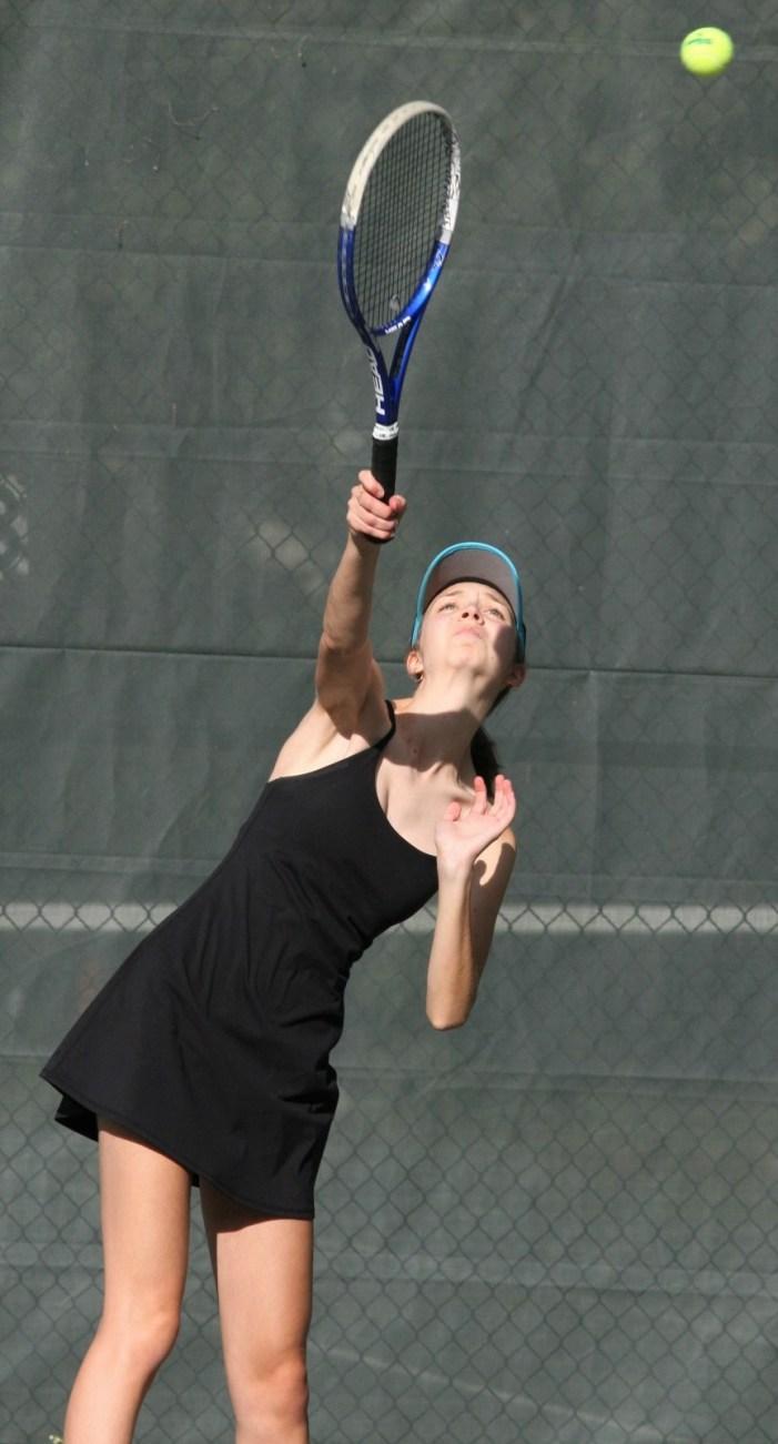 Glen Ridge HS girls tennis team advances to section final