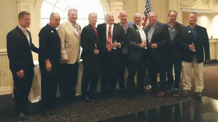 Irvington Varsity Club holds its Hall of Fame induction