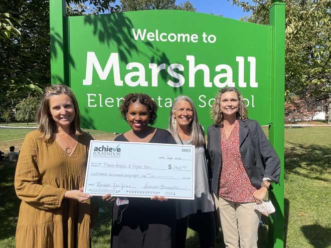 Achieve Foundation announces fall 2021 education grant recipients